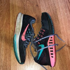 Nike running shoes🖤🌹